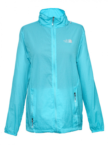 Ветровка THE NORTH FACE 22187 голубой